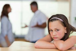 Problèmes liés à l'enfant